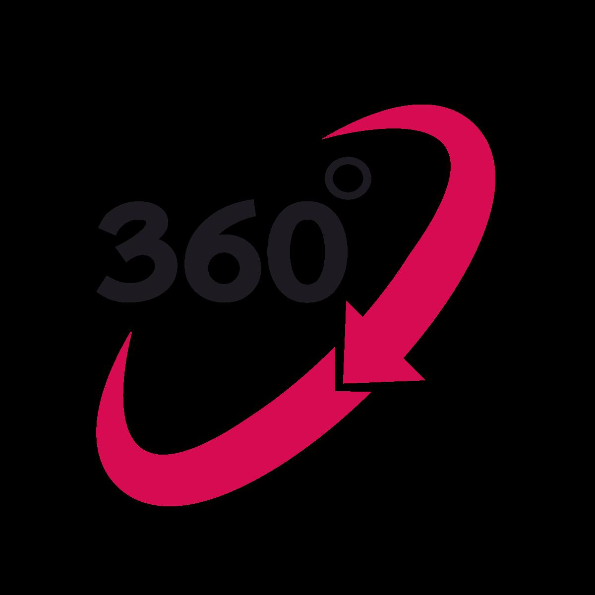 360 grad circle