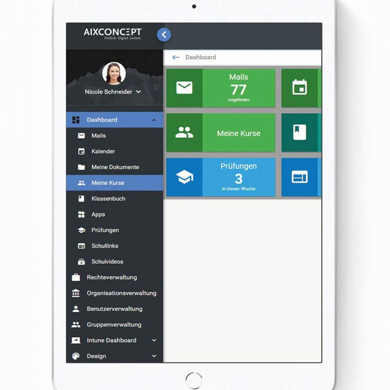 MNSpro Cloud Basic Dashboard 800