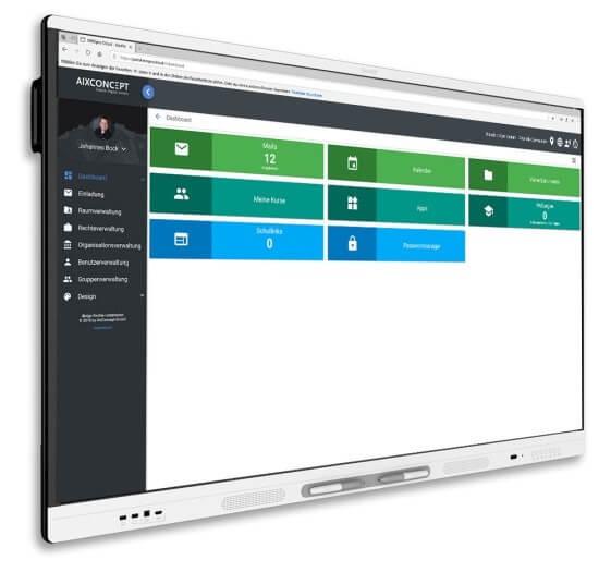Online Plattform fuer Datenaustausch Kalender Stundenplan
